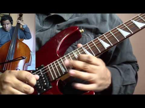 Bist du bei mir (Stölzel/Bach) -- BWV 508 -- Electric guitar and continuo