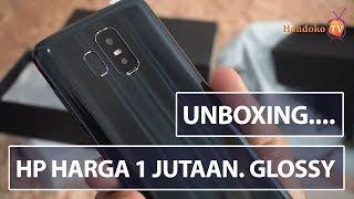 Hp Murah Bodi Kinclong Cuma 1 Jutaan Doang - Unboxing & Review