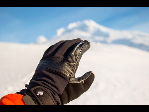 Gear Review: Black Diamond's Arc Gloves For Alpine