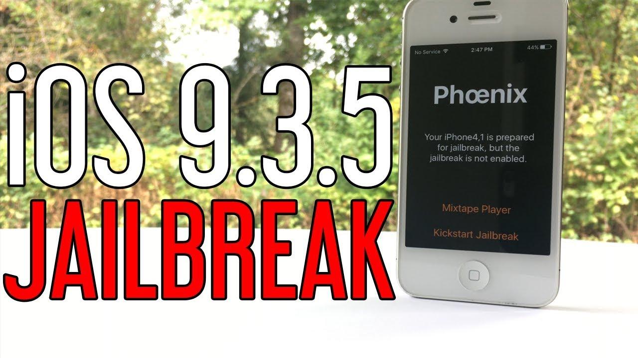 How to jailbreak iOS 9 3 5! (Any 32-bit device) - 91Tech
