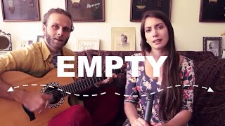 Empty - Ray LaMontagne (cover by Jessica Allossery & Nate Maingard)