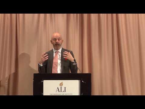 Thomas C. Goldstein, 2017 Annual Meeting