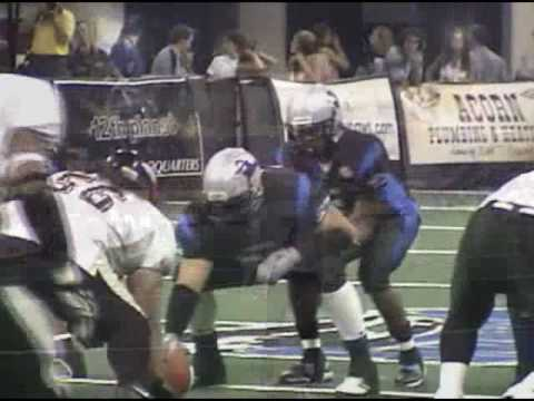 """2006 Billings Outlaws Football """"Pots and Pans Platoon"""" radio promo"""
