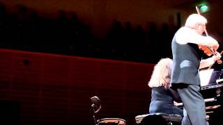 Martha Argerich and Gidon Kremer play Piazzolla