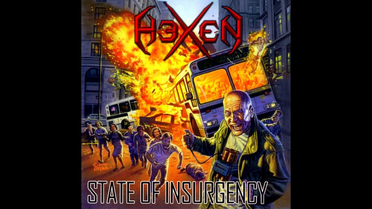 Download Hexen - State Of Insurgency [Full Album]