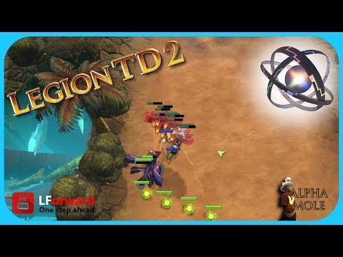Legion TD 2 | Alpha Mole 2v2 MM Tournament /w Jules Week 1 #5