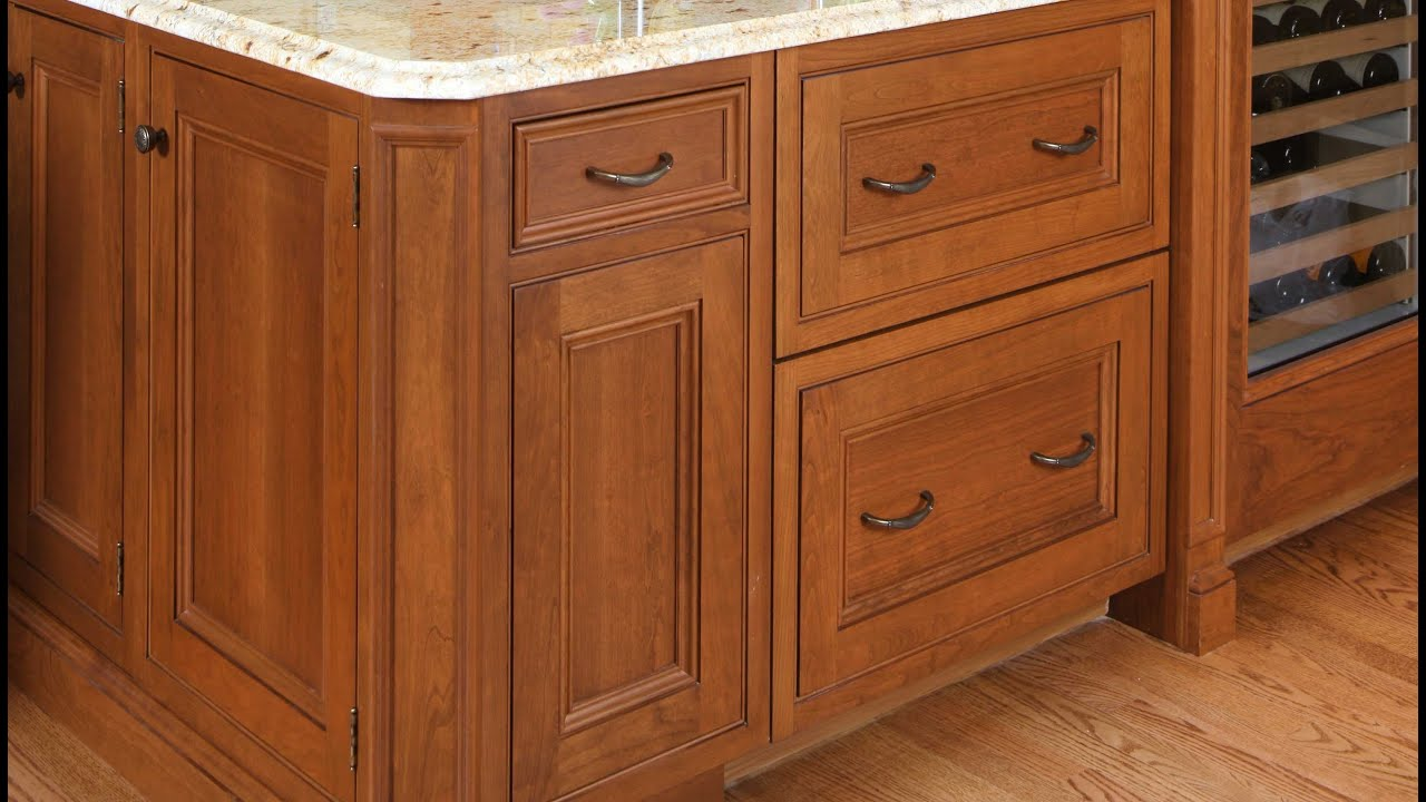 What Is An Inset Cabinet Door - YouTube