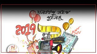 NewsNumber Wishes You A Happy & Prosperous New Year 2019