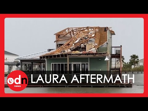 carnage!-clean-up-begins-after-hurricane-laura-wreaks-havoc-on-us-states