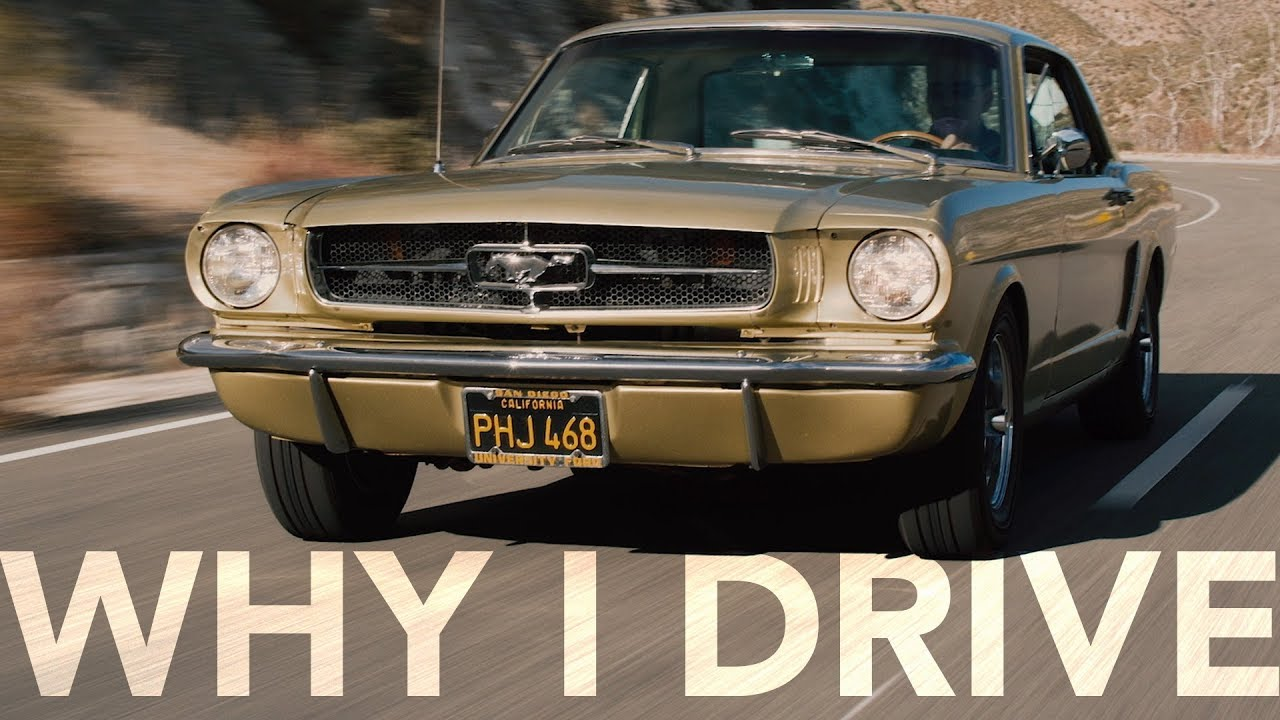 From back seat to drivers seat dave kunzs 65 ford mustang why i drive ep 2