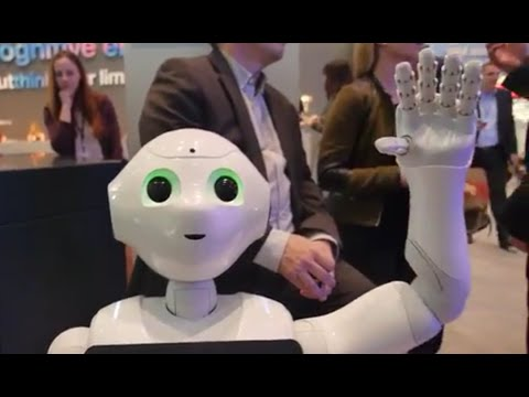 SoftBank Pepper Humanoid Robot Business