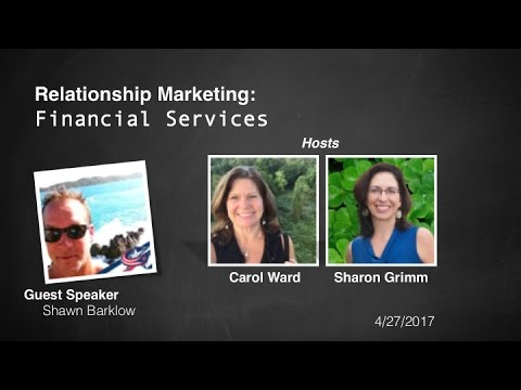 Relationship Marketing - Financial Services