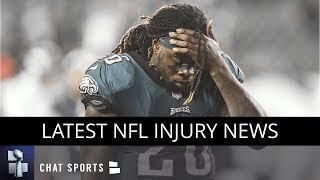 nfl injury updates