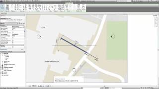 Scaling from Google Maps to Revit