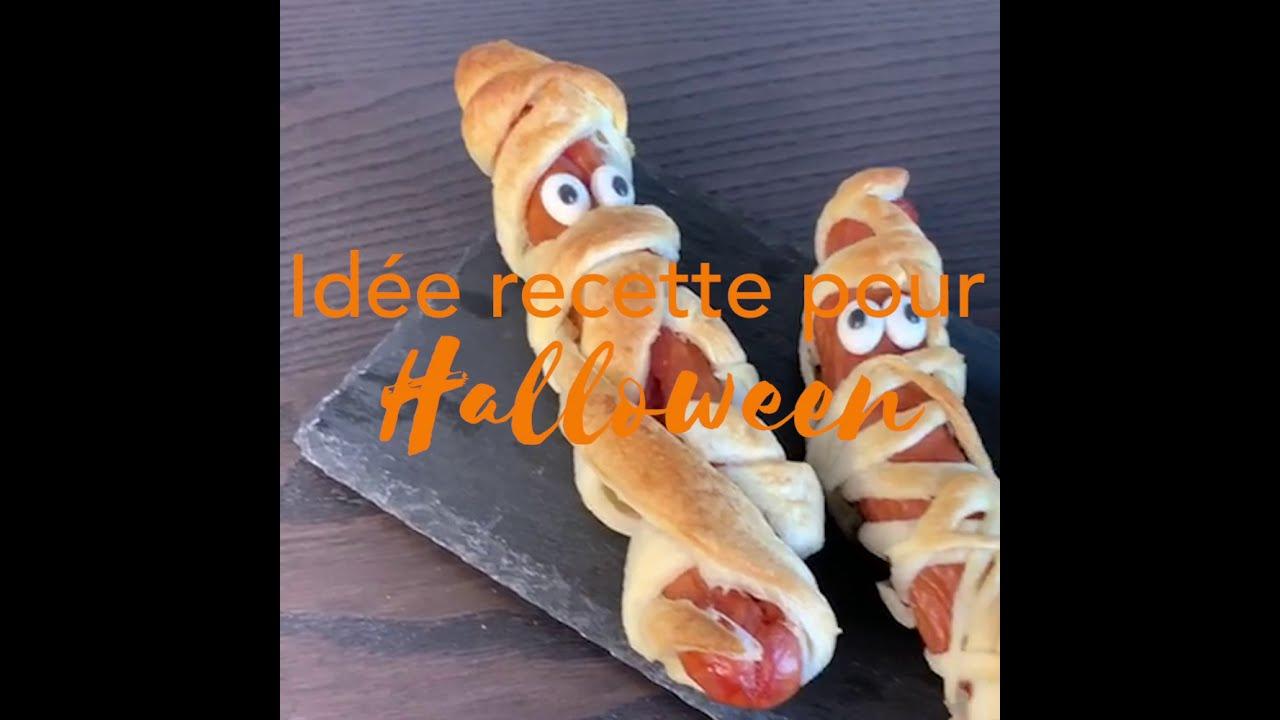Les saucisses d'Halloween
