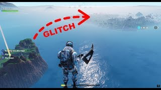 How to get to the Main Island in Fortnite Creative Mode (Easy Glitch)