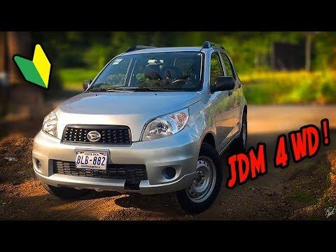 Daihatsu Terios Review