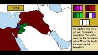 Alternate History: The Arabs Win The Six Day War (Part 2)