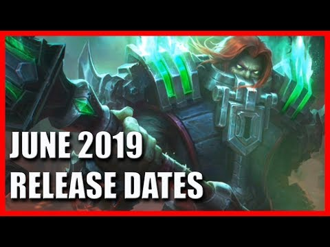 NEW HERO AND NEW SKINS JUNE 2019 RELEASE DATES - MOBILE LEGENDS