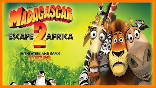 Madagascar 2 Escape to Africa - Madagascar 3 Full Movie Game Part 1 - Madagascar