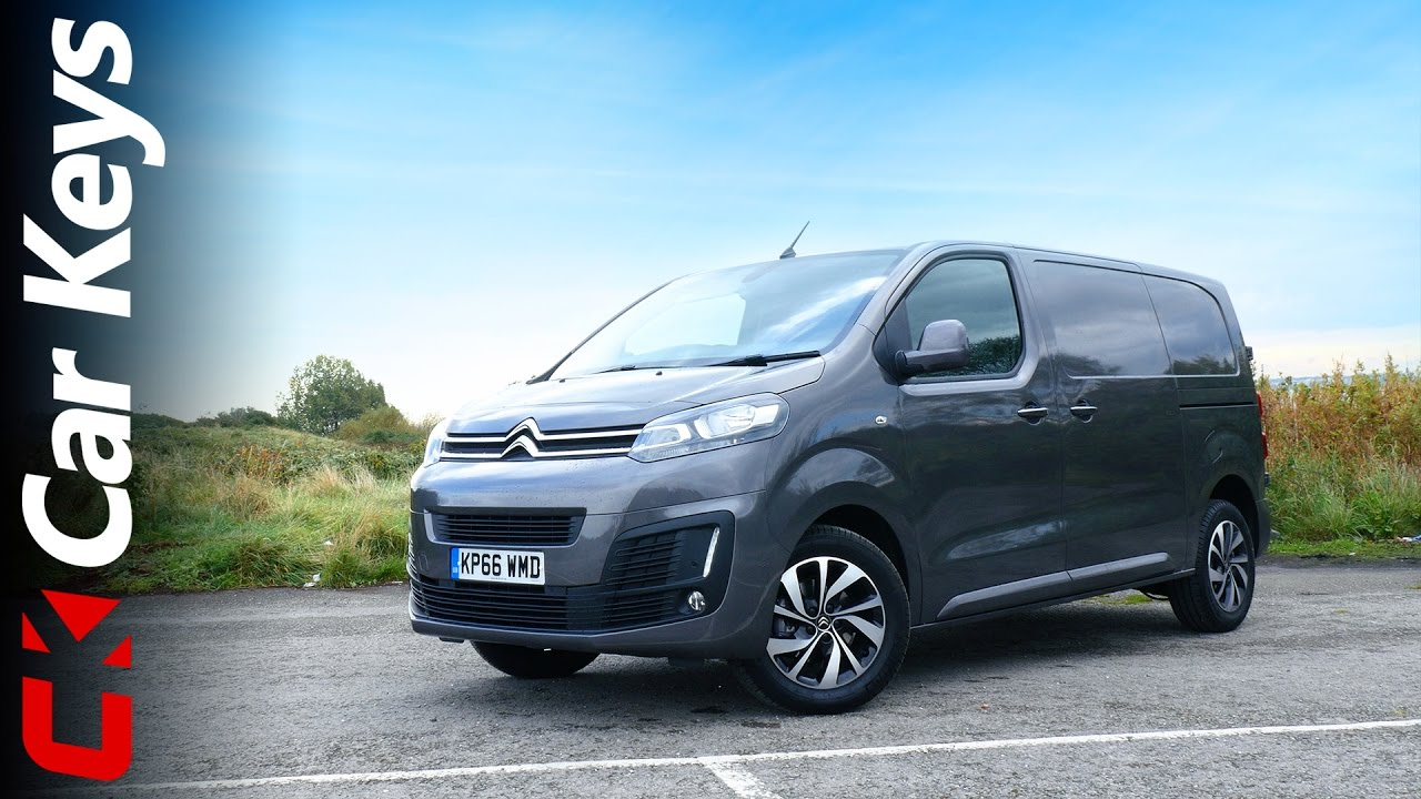 16e1ba6181 Citroen Dispatch Review – The Best All-Round Van On The Market ...