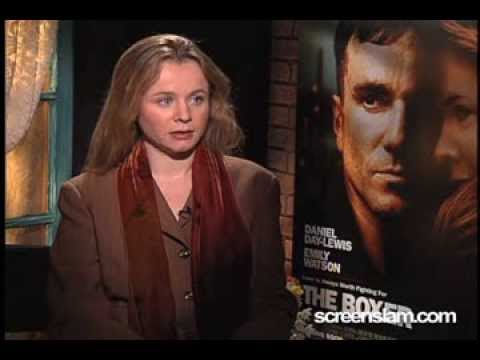 The Boxer: Emily Watson Interview