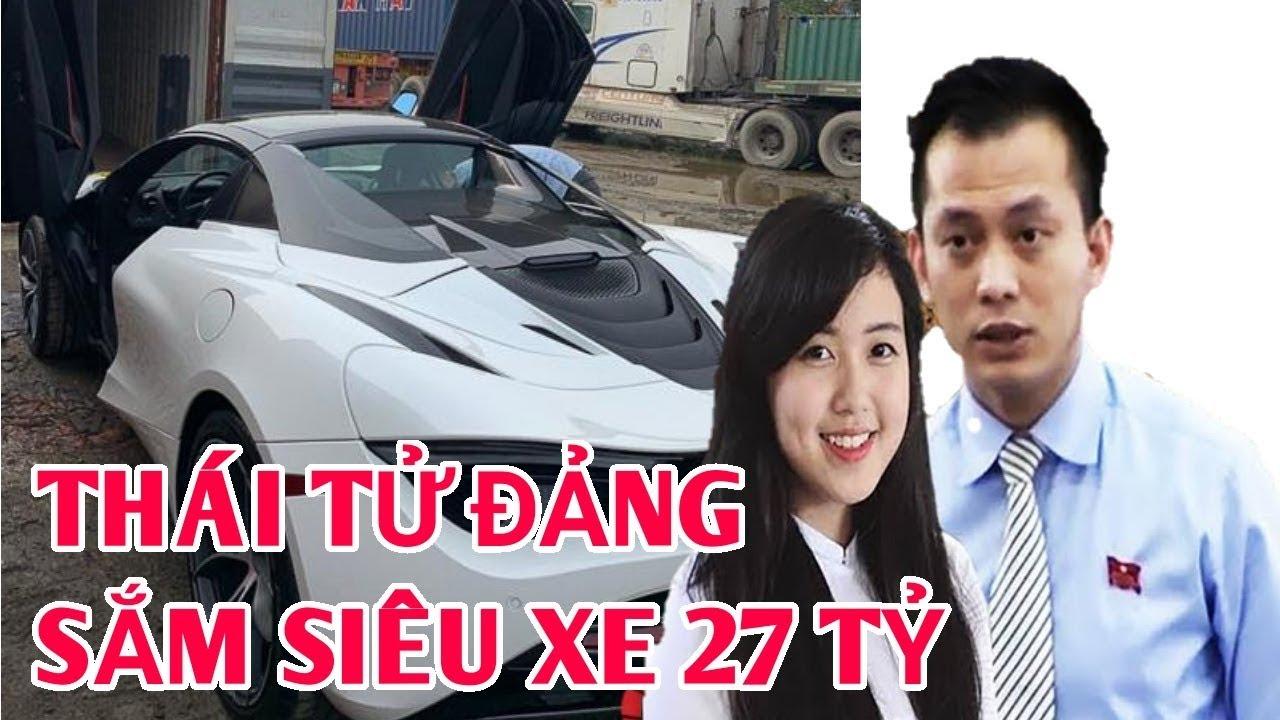 Từ siêu xe 27 tỷ của Nguyễn Bá Cảnh, hé lộ khối tài sản khủng mà Nguyễn Bá Thanh để lại cho vợ con
