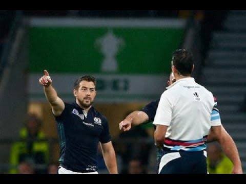 Rugby's Most Controversial Refereeing Decisions!