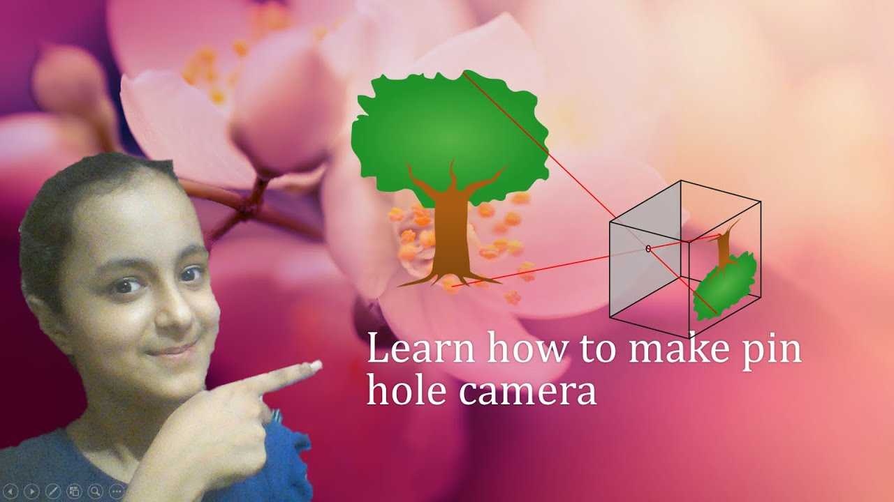 How to Make a Pinhole Camera Project | NASA/JPL Edu | 720x1280