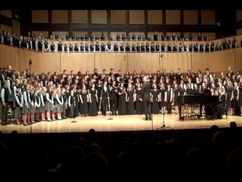 Fort Wayne Children's Choir - I Am But a Small Voice