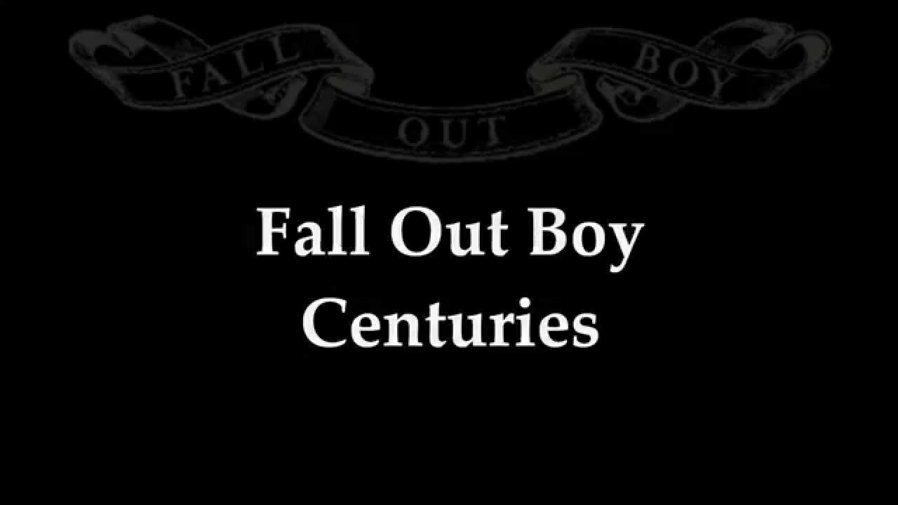fall out boy centuries - DriverLayer Search Engine