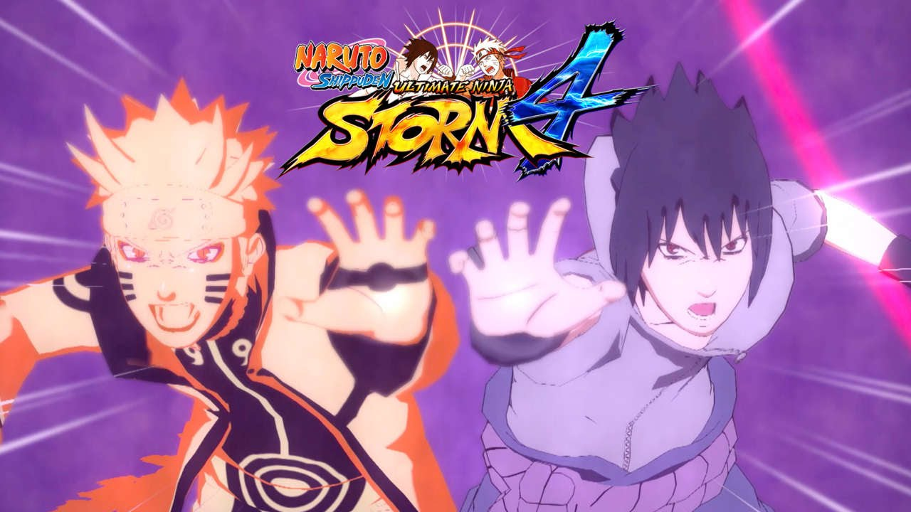 Naruto STORM 4 FIX (SLOW START AND PLAY )