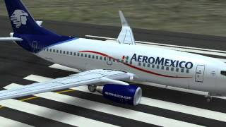 Infinity Flight Simulator/Tutorial de vuelo