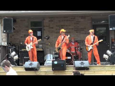 OrangeMan - EMF's .....Unbelievable