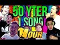 50 Youtubers sing together! by rezo (1 HOUR)