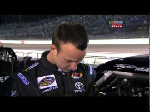 NASCAR prayer Pastor Scott Claunch