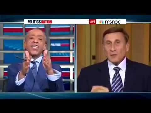 Al Sharpton Explodes on GOP Rep John Mica Over Government Shutdown 'You're in Denial!'