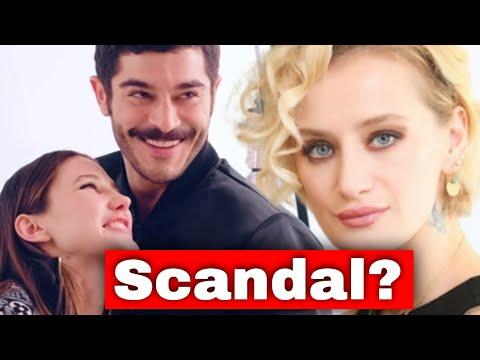 Did Burak Deniz quarrel with his beloved?