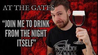 At The Gates - To Drink From The Night Itself (Review) | The Metal Tris
