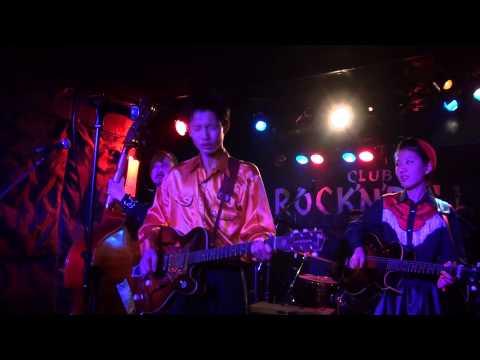 R.O.C.K Flamingos. - Music Energy. @CLUB ROCK'N'ROLL,NAGOYA,JAPAN. 2013.11.30.