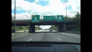 Interstate 290 - I-88 Terminus to Congress Pkwy - (Real time commute)