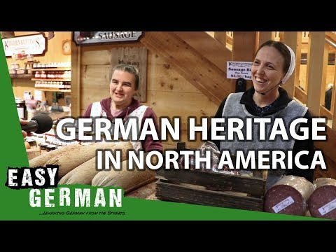 German Heritage In North America | Easy German 272