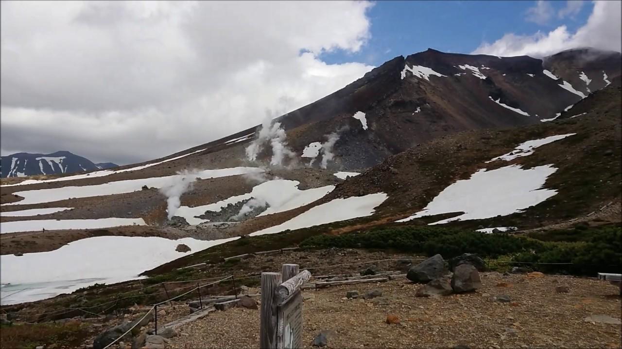 紅葉 2020 旭岳