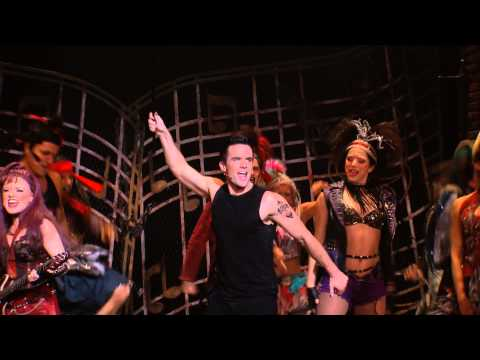 "WWRY Cast Performing ""We Will Rock You"""