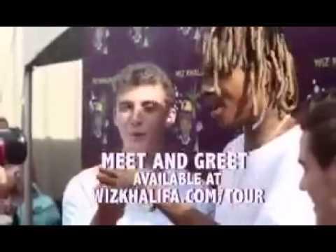 Wiz khalifa meet greet on tour youtube wiz khalifa meet greet on tour m4hsunfo