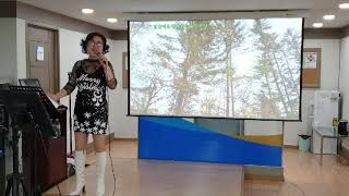 김향미 노래교실 ⚘평행선⚘문희옥 원곡 ⚘서인천 신협