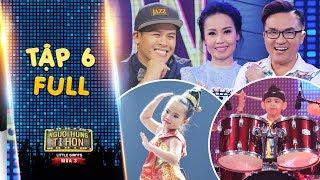 Người Hùng Tí Hon 2017 Tập 6 Full HD
