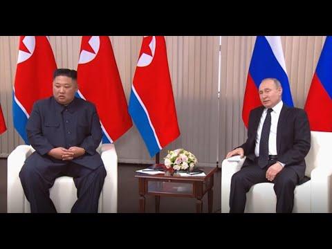 Putin to help Kim Jong Un on talks with Trump over N. Korea's denuclearisation