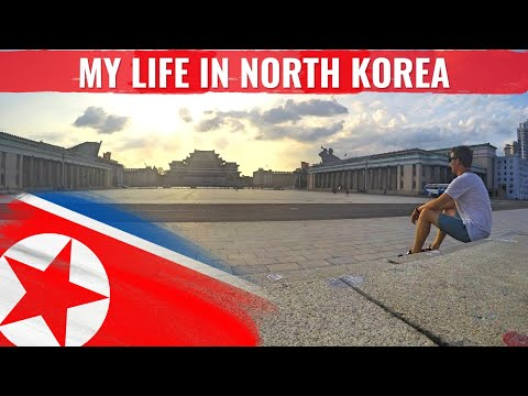 My LIFE in NORTH KOREA - a TRIP to PYONGYANG!