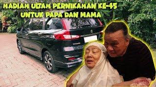 SURPRISE MOBIL BUAT PAPAH !! PART 2 .. LIAT MAMAH NANGIS  BAHAGIA..